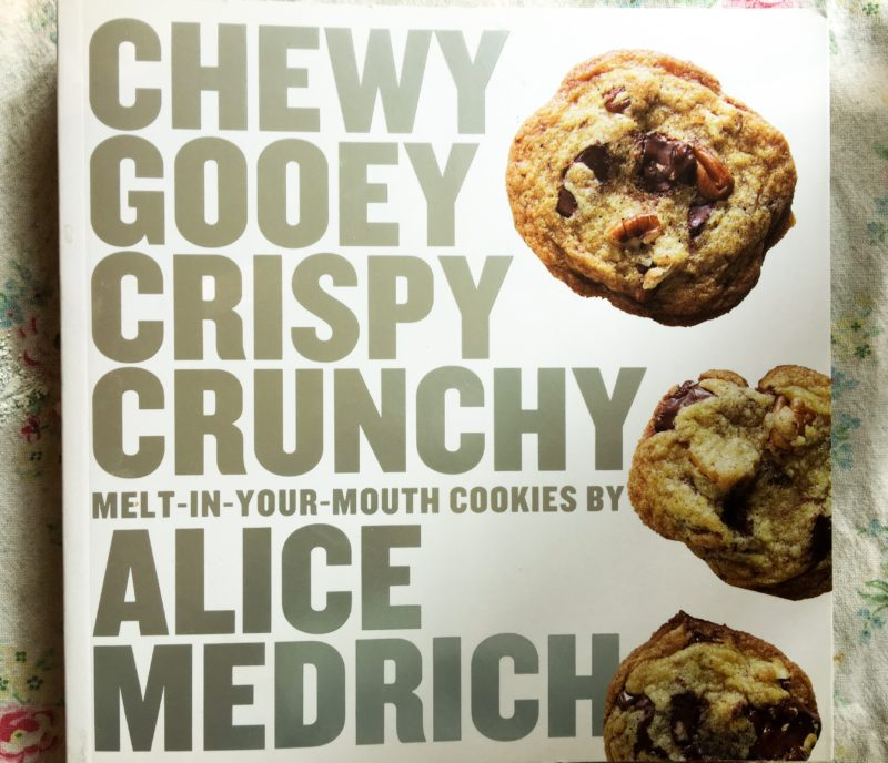 cookie cookbook chewy gooey crispy crunchy