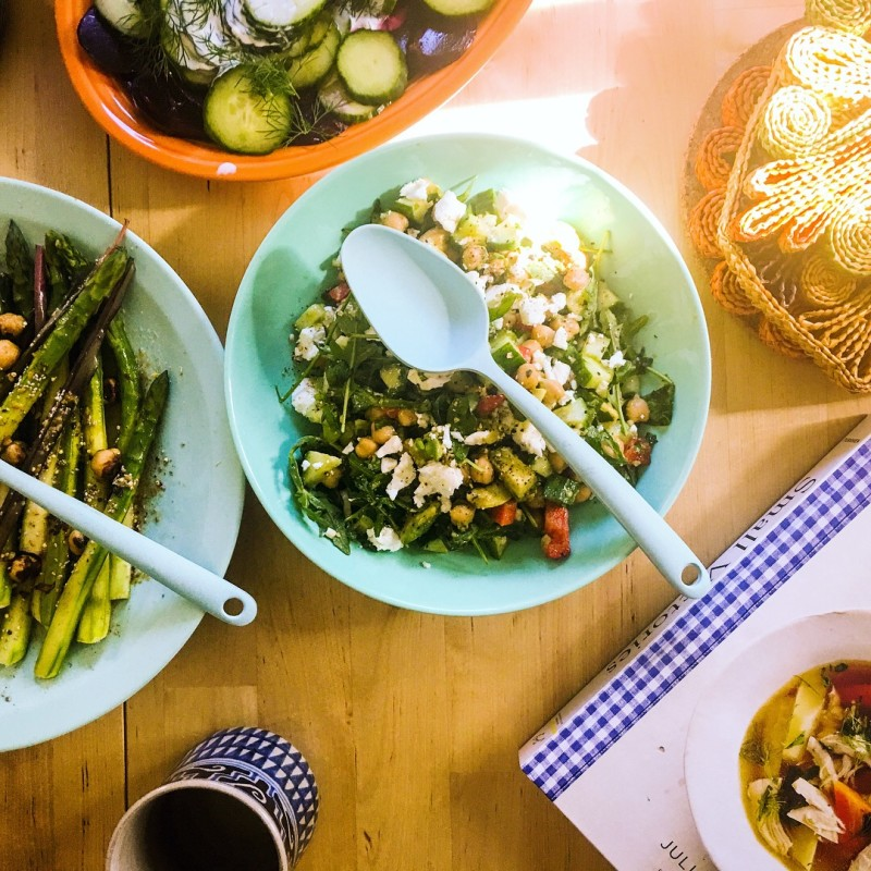 Cookbook Meeting
