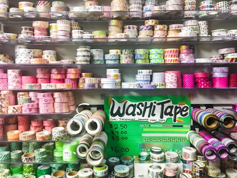 Collage Washi Tape