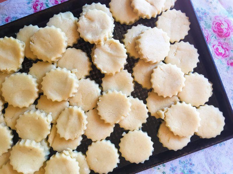 Alfajores Cookies