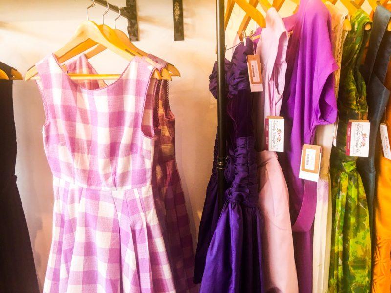 Best of Portland Girls Weekend Simply vintage dresses