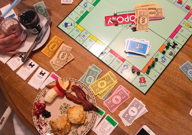 Best of Summer Portland Blowout - Monopoly and Biscuits