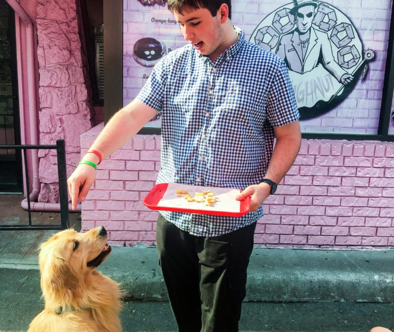 Best of Summer Portland Blowout - Porter at Voodoo Donuts