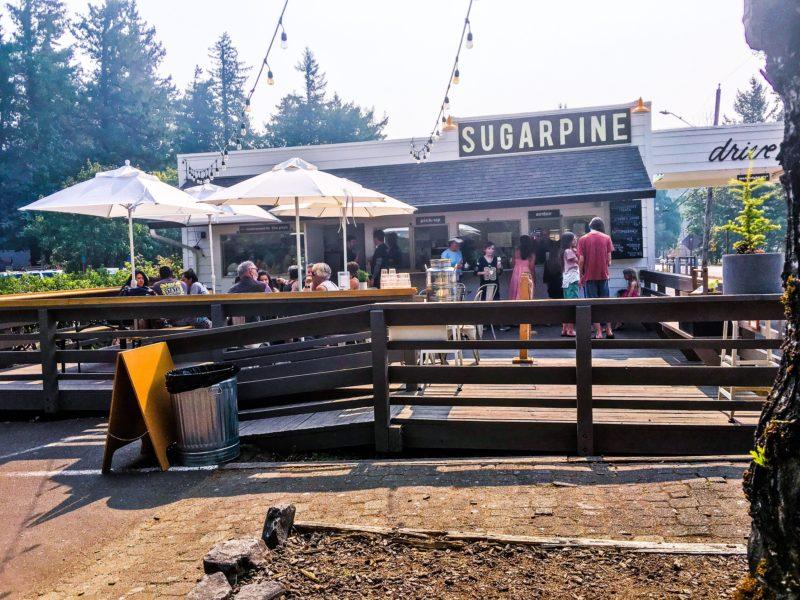 Best of Summer Portland Blowout - Sugarpine