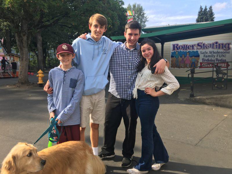Best of Summer Portland Blowout - Oaks Park and Porter
