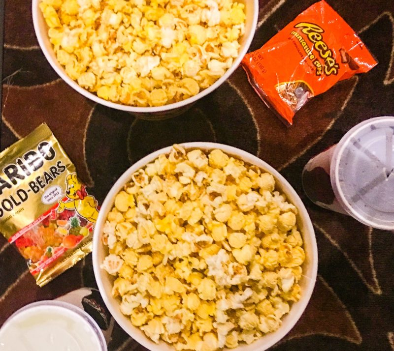 Best of Summer Portland Blowout - Crazy Rich Asians Movie Food