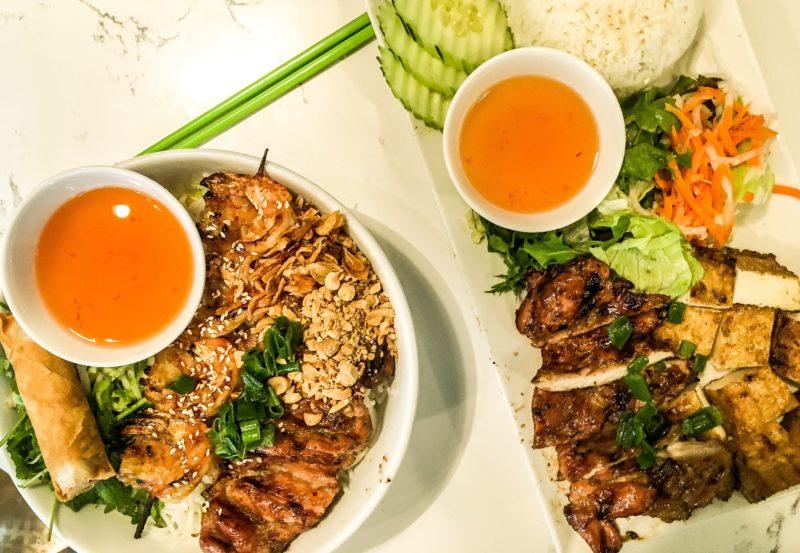 Fresh Roll Portland Vietnamese