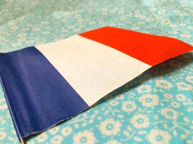 Flag K. Marie