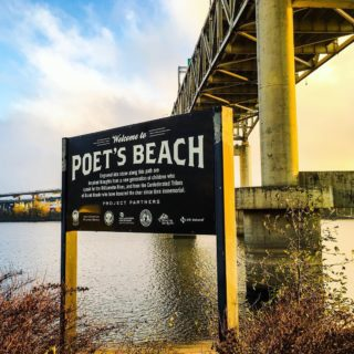 Porter and Poet's Beach Portland PDX