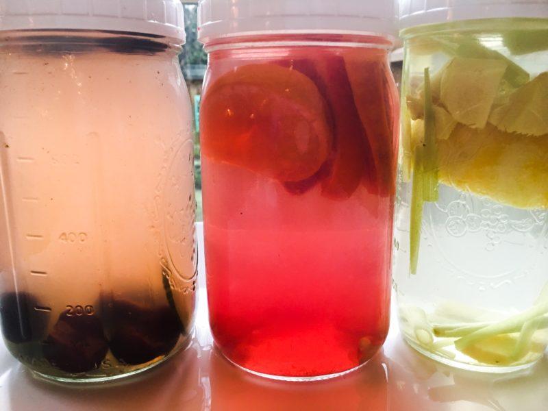 detox water clean eating