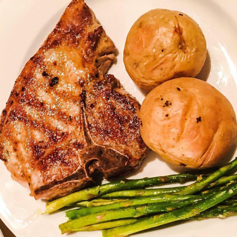 Pork Chops New Seasons