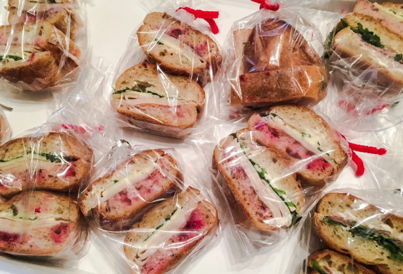 Holiday Sandwiches Giveaway Turkey