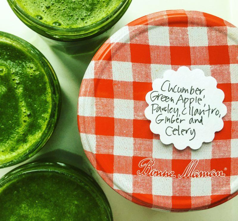 Green Smoothie Juice Detox