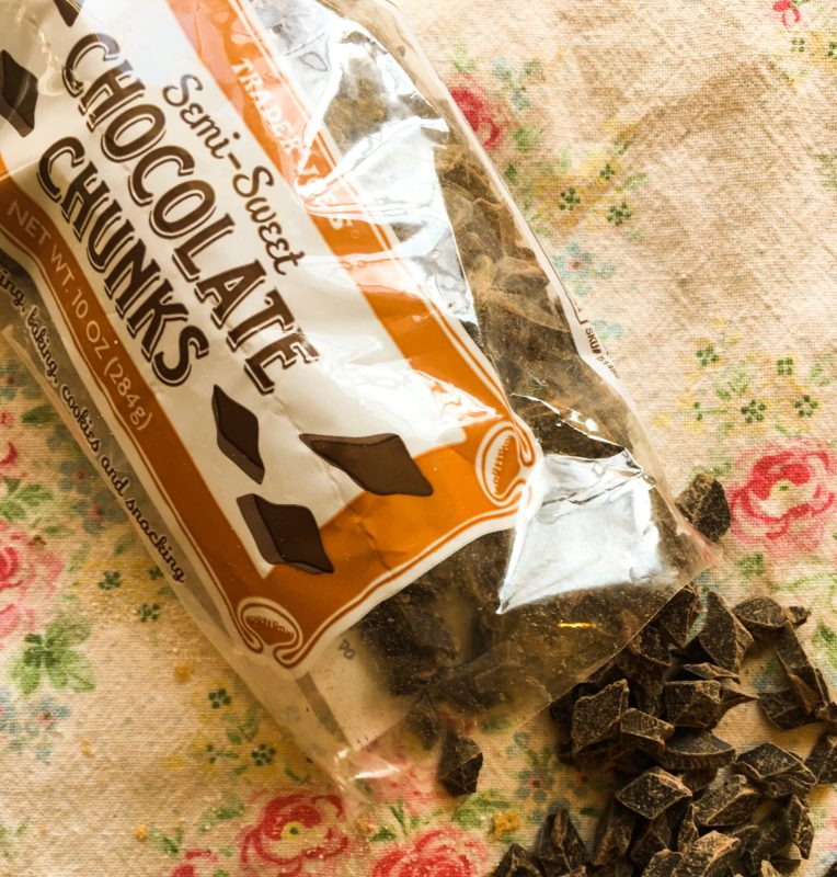 Chocolate Chunks Trader Joe's