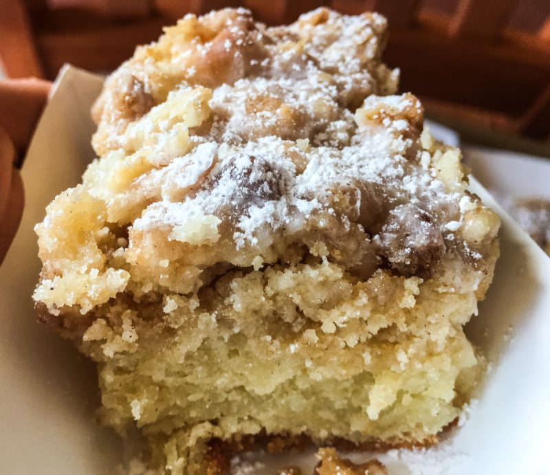 Silver Palate Sour Cream Coffee Cake