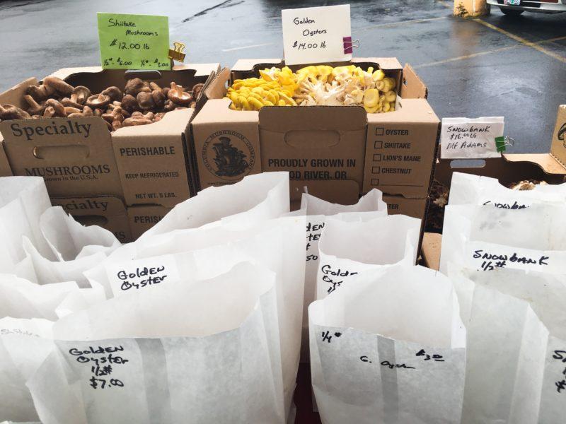 Portland Hollywood farmers market