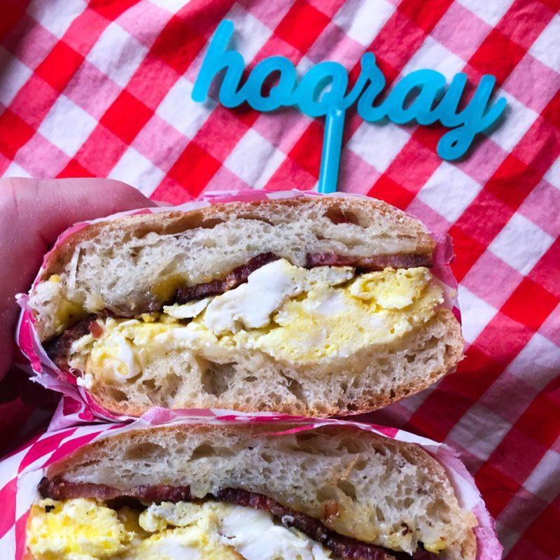 Egg Sandwich Birthday