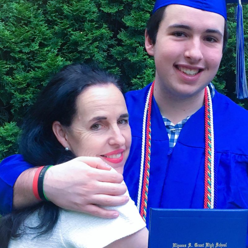 Oliver Graduation