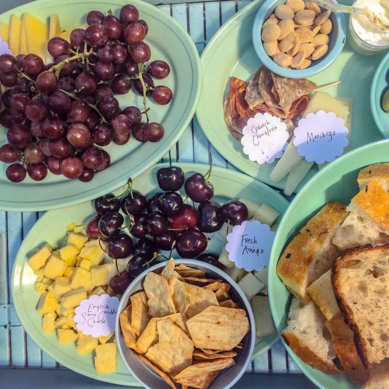 Cheese Platter Picnic Alicia