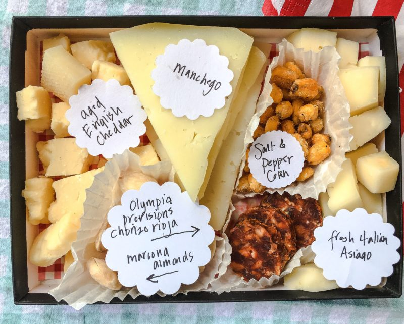 Cheese Platter to go