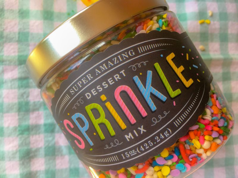 Williams Sonoma Sprinkles