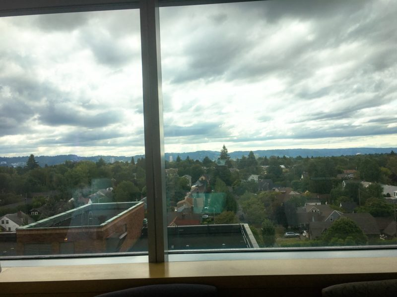 hospital view