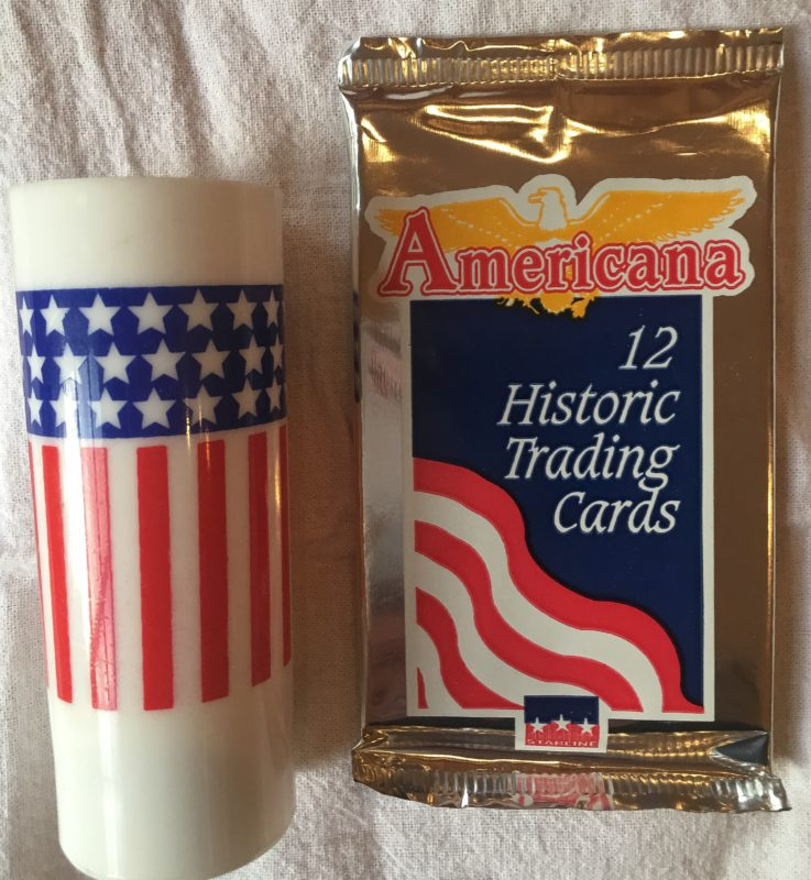 patriotic items care package