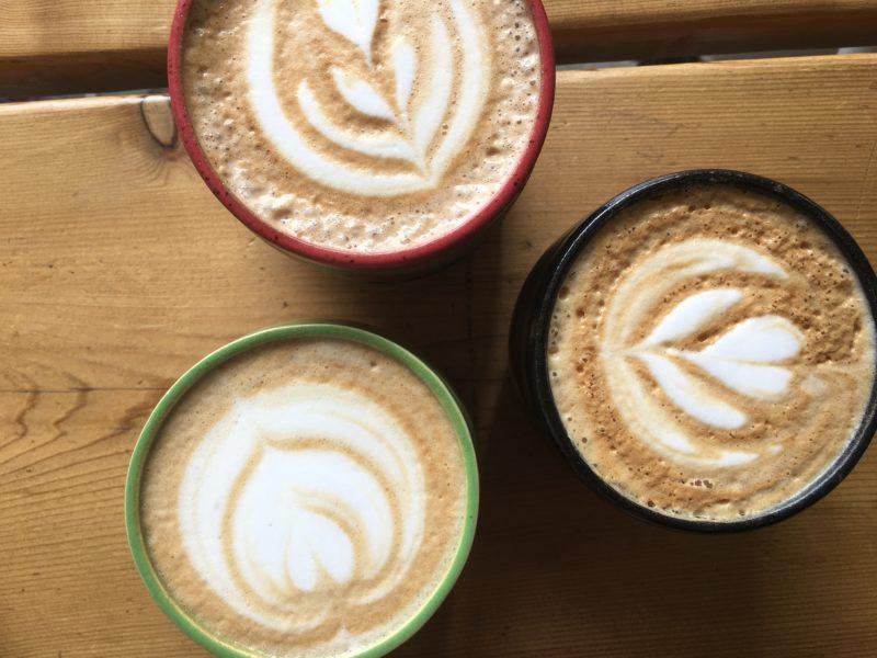 Never Coffee Lab Portland
