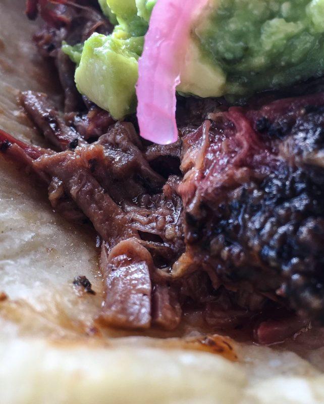 Matt's Brisket Taco