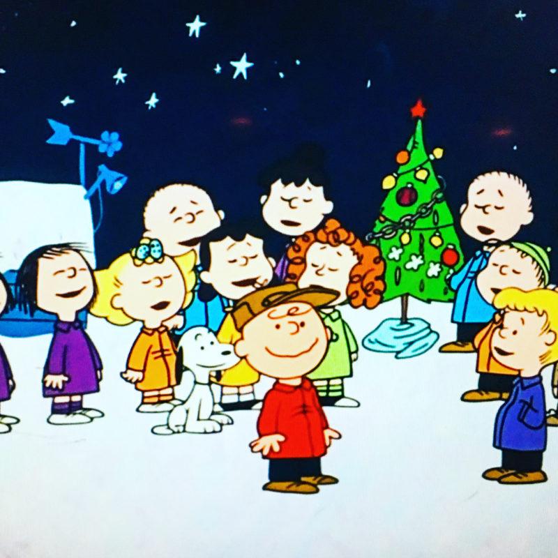 Peanut Christmas