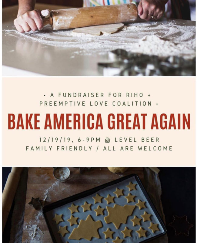 Bake America Great Again Portland