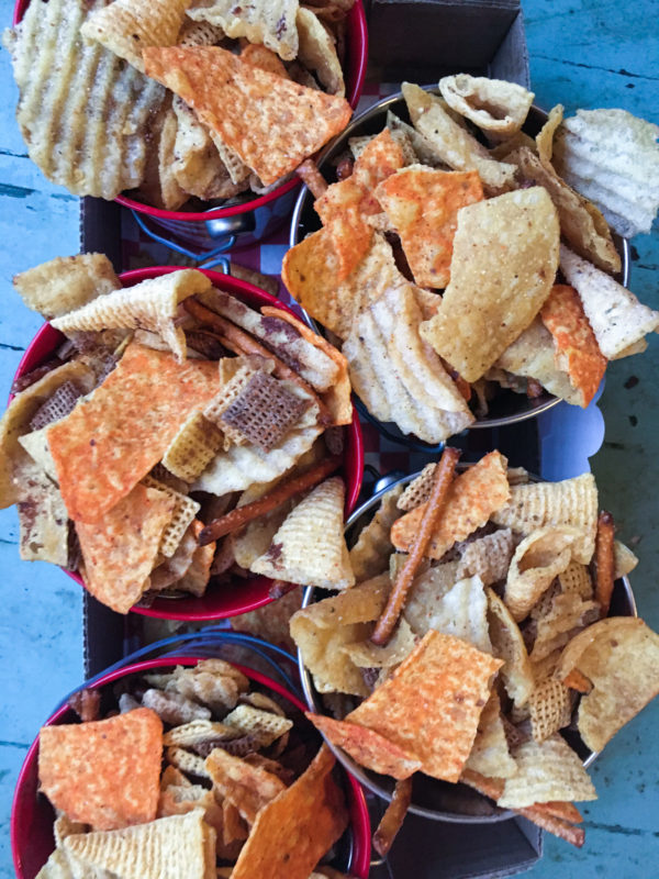 Holidays Snack Mix