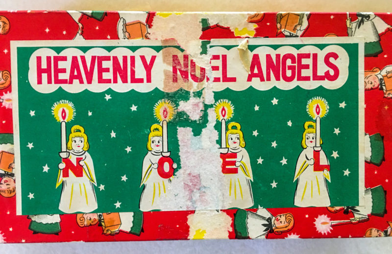 Vintage Goodwill Bins Angels