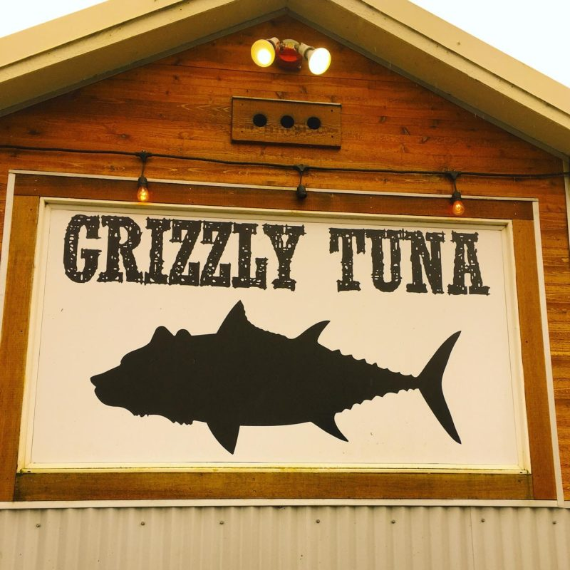 Grizzly Tuna Fish and Chips