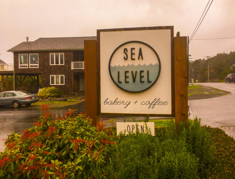 Sea Level Cannon Beach Bakery