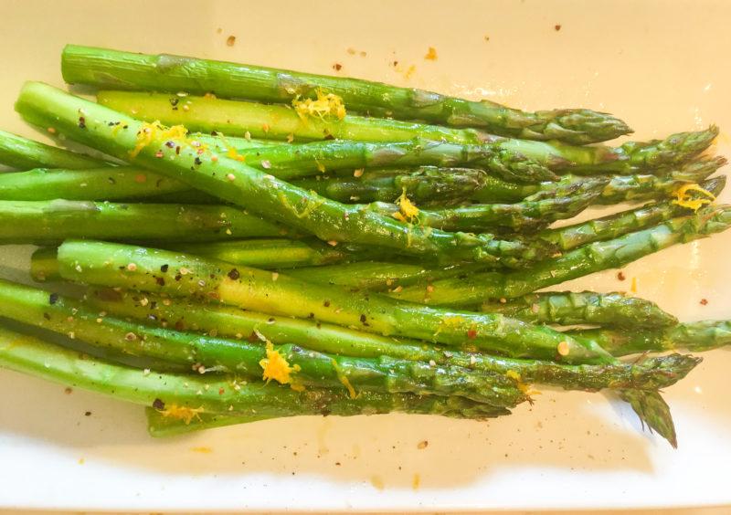 asparagus brunch