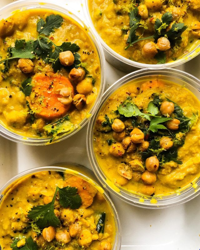 Turmeric Chickpea Stew Alison Roman the stew garbanzo chickpea turmeric NYT
