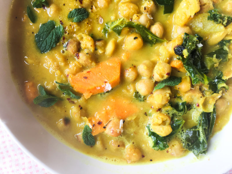 Alison Roman the stew garbanzo chickpea turmeric NYT