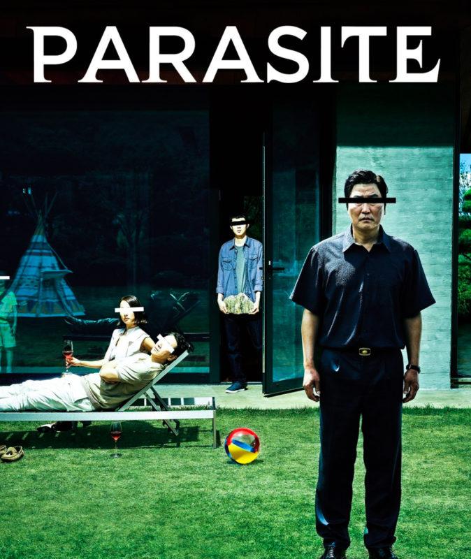 Parasite movie