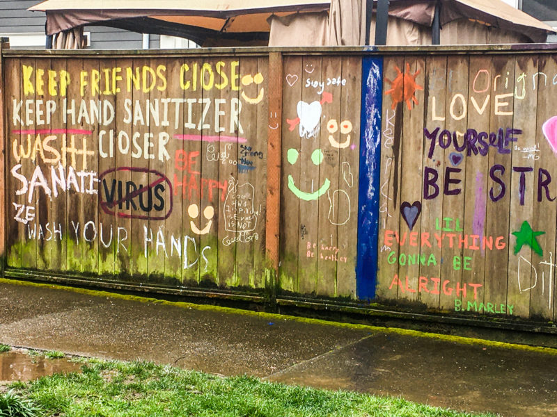 Neighborhood Fence