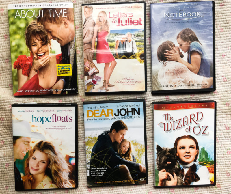 DVD's for seniors