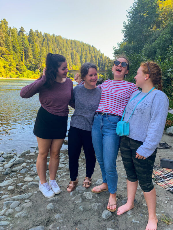 girls weekends Smith River